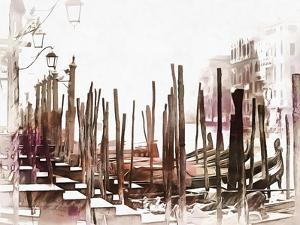 Misty morning in Venice by Dorothy Berry-Lound