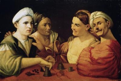 Conjurers, 16th Century by Dosso Dossi