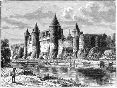 Josselin Chateau, France, 1898 by Dosso Dossi