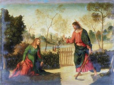 Noli Me Tangere, Early 16th Century by Dosso Dossi