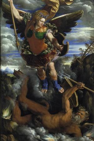 The Archangel Michael, C. 1540