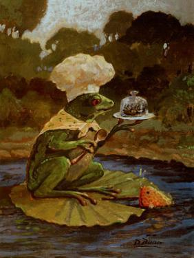 Cooking Frog by Dot Bunn