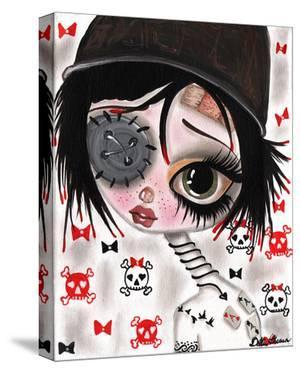 Girls Rock No. 3 by Dottie Gleason