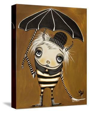 Umbrella Nurdle by Dottie Gleason