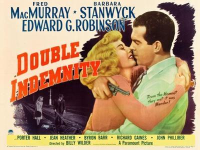 Double Indemnity, 1944