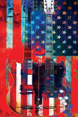 Doubleneck Americana Guitar