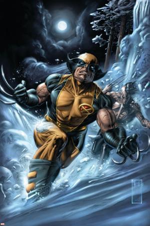 Wolverine: Origins No.33 Cover: Wolverine and Daken by Doug Braithwaite