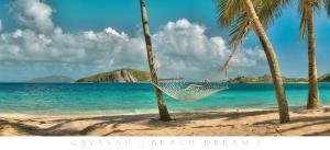 Beach Dream I by Doug Cavanah