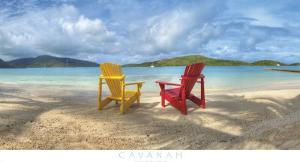 Two Tickets to Paradise by Doug Cavanah