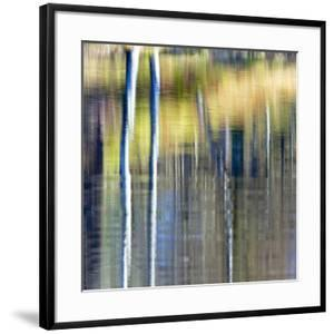 Autumn Reflections by Doug Chinnery