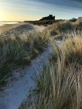 Bamburgh Dunes by Doug Chinnery