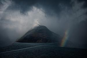 Over the Sea to Skye by Doug Chinnery