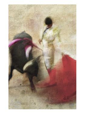 San Miguel, Bullfight No.2 by Doug Landreth