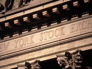Ny Stock Exchange Building, NYC by Doug Mazell