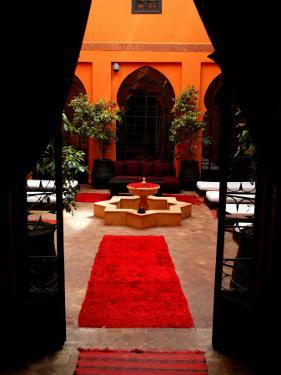 Les Bains De Marrakesh, Marrakesh, Morocco by Doug McKinlay