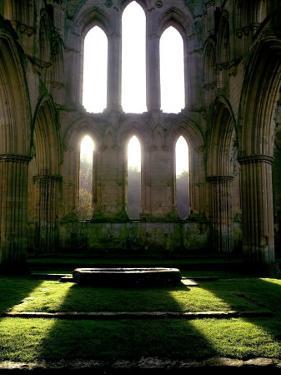 Ruins of Rievaulx Abbey by Doug McKinlay