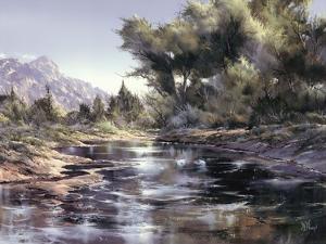 Oak Creek Morning by Doug Oliver