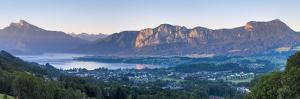 Alpine Meadow, Mondsee, Mondsee Lake, Oberosterreich, Upper Austria, Austria by Doug Pearson