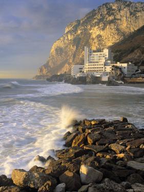 Catalan Bay, Gibraltar by Doug Pearson