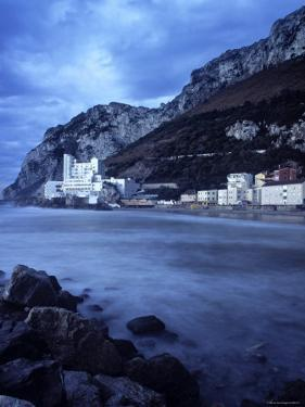 Catalan Bay, Gibraltar by Doug Pearson
