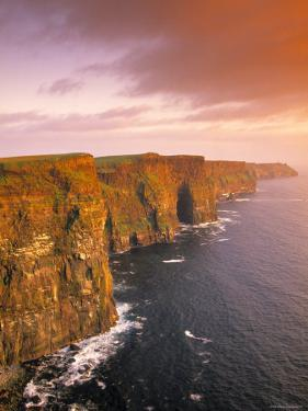 Cliffs of Moher, County Clare, Ireland by Doug Pearson