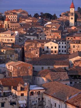 Corfu Town, Corfu, Greece by Doug Pearson