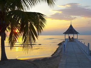 Half Moon Bay, Montego Bay, St. James, Jamaica, Caribbean by Doug Pearson
