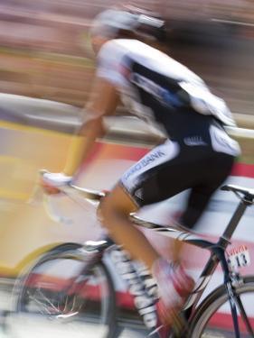 Le Tour De France, Foix, Ariege, Midi-Pyrenees, France by Doug Pearson