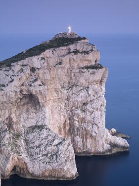 Lighthouse, Capo Caccia, Sardinia, Italy by Doug Pearson