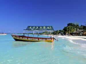 Long Bay, Negril, Jamaica by Doug Pearson