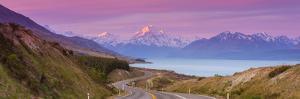 Mount Cook (Aoraki) Illuminated by Doug Pearson