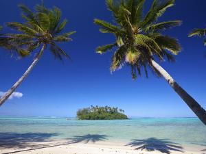 Muri Beach, Rarotonga, Cook Islands, South Pacific by Doug Pearson