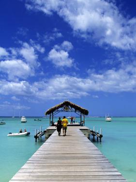 Pigeon Point, Tobago, Caribbean by Doug Pearson