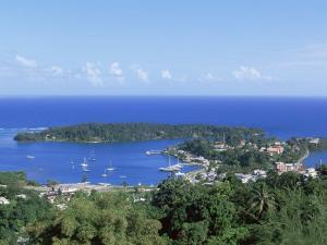 Port Antonio, Jamaica by Doug Pearson