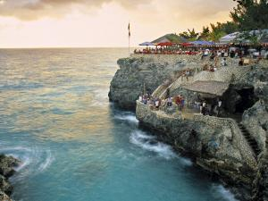 Rick's Cafe, Negril, Jamaica by Doug Pearson