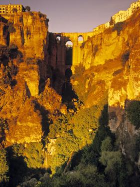 Ronda, Andalucia, Spain by Doug Pearson
