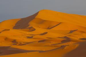 Sand Dunes, Sahara Desert, Merzouga, Morocco, North Africa, Africa by Doug Pearson