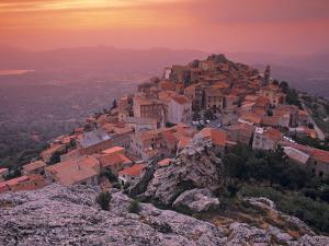 Speloncato, Corsica, France by Doug Pearson