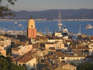 St.Tropez, Cote D'azur, France by Doug Pearson