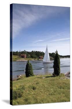 Stockholm Sailing by Doug Pearson
