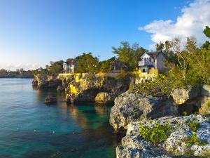 The Idyllic West End, Negril, Westmoreland, Jamaica by Doug Pearson