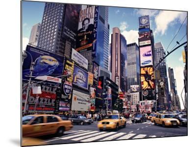 Times Square, New York City, USA by Doug Pearson
