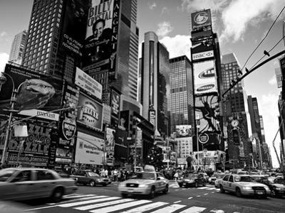 Times Square, New York City, USA by Doug Pearson