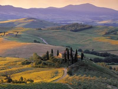 Val d'Orcia by Doug Pearson
