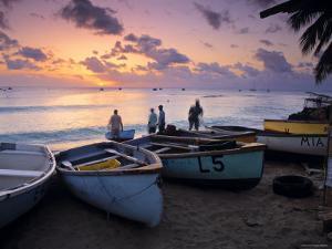 West Coast of Barbados, Caribbean by Doug Pearson