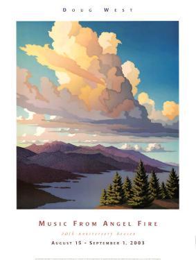 Evening Sonata by Doug West