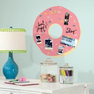 Doughnut With Sprinkles Peel And Stick Giant Wall Decals