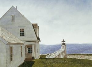 Marshall Point by Douglas Brega