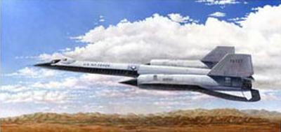 A-12B by Douglas Castleman