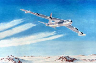 B-52D by Douglas Castleman
